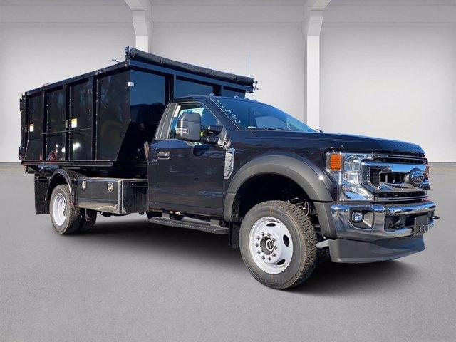 2020 Ford F-550 Regular Cab DRW 4x4, Switch N Go Hooklift Body #N9516 - photo 1