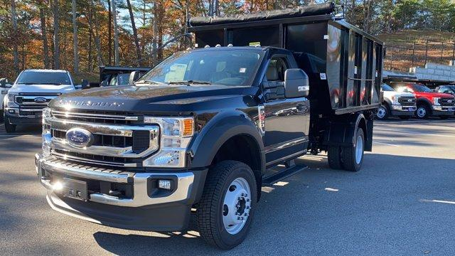 2020 Ford F-550 Regular Cab DRW 4x4, Switch N Go Drop Box Hooklift Body #N9516 - photo 1