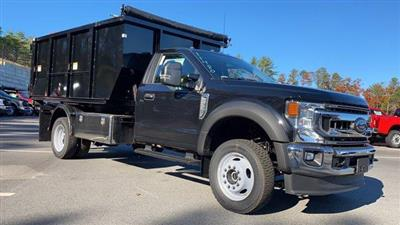 2020 Ford F-550 Regular Cab DRW 4x4, Switch N Go Drop Box Hooklift Body #N9516 - photo 3
