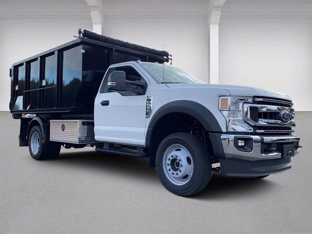 2020 Ford F-550 Regular Cab DRW 4x4, Switch N Go Hooklift Body #N9517 - photo 1