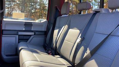 2020 Ford F-450 Crew Cab DRW 4x4, Reading Classic II Aluminum  Service Body #N9539 - photo 10