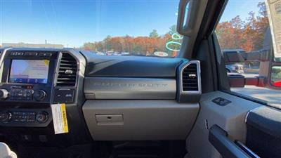2020 Ford F-450 Crew Cab DRW 4x4, Reading Classic II Aluminum  Service Body #N9539 - photo 14