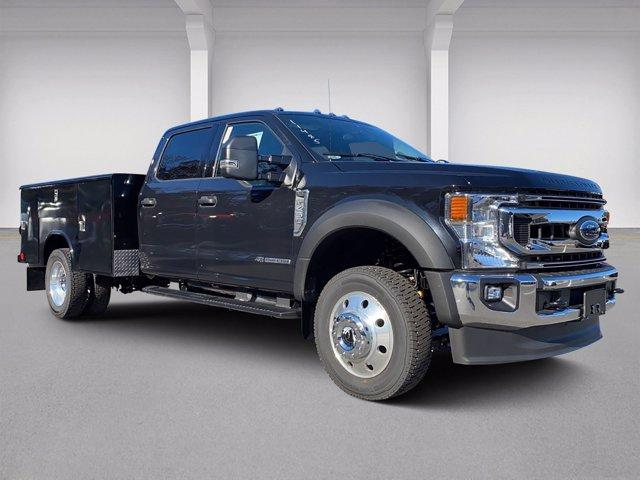 2020 Ford F-450 Crew Cab DRW 4x4, Reading Classic II Aluminum  Service Body #N9542 - photo 1