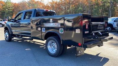 2020 Ford F-450 Crew Cab DRW 4x4, Reading Classic II Aluminum  Service Body #N9542 - photo 4
