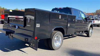 2020 Ford F-450 Crew Cab DRW 4x4, Reading Classic II Aluminum  Service Body #N9542 - photo 2