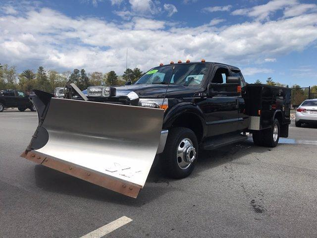 2016 Ford F-350 Super Cab DRW 4x4, Cab Chassis #N9542A - photo 2