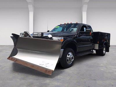 2016 Ford F-350 Super Cab DRW 4x4, Cab Chassis #N9542A - photo 1