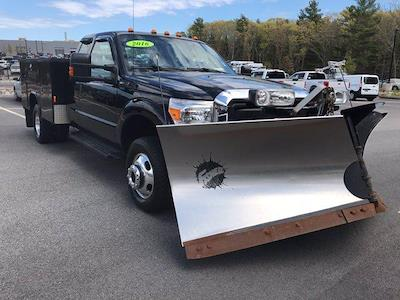 2016 Ford F-350 Super Cab DRW 4x4, Cab Chassis #N9542A - photo 28