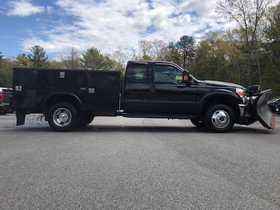 2016 Ford F-350 Super Cab DRW 4x4, Cab Chassis #N9542A - photo 9