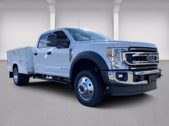 2020 Ford F-450 Crew Cab DRW 4x4, Reading Classic II Aluminum  Service Body #N9544 - photo 26
