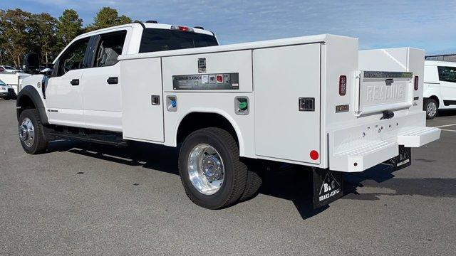2020 Ford F-450 Crew Cab DRW 4x4, Reading Classic II Aluminum  Service Body #N9544 - photo 2