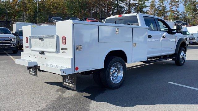 2020 Ford F-450 Crew Cab DRW 4x4, Reading Classic II Aluminum  Service Body #N9544 - photo 6