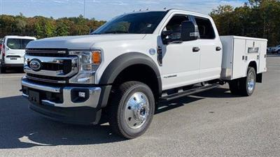 2020 Ford F-450 Crew Cab DRW 4x4, Reading Classic II Aluminum  Service Body #N9544 - photo 1