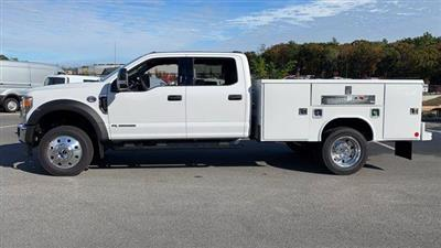 2020 Ford F-450 Crew Cab DRW 4x4, Reading Classic II Aluminum  Service Body #N9544 - photo 4