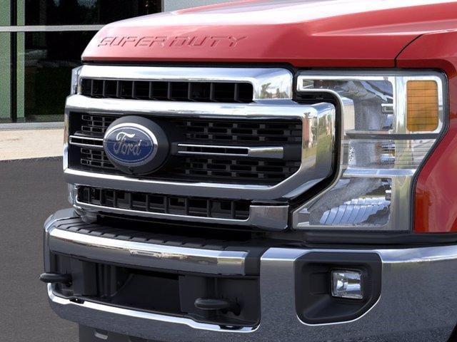 2020 Ford F-350 Super Cab 4x4, Reading Classic II Aluminum  Service Body #N9550 - photo 18