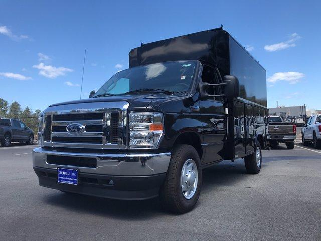 2021 Ford E-350 4x2, Reading Service Utility Van #N9553 - photo 1