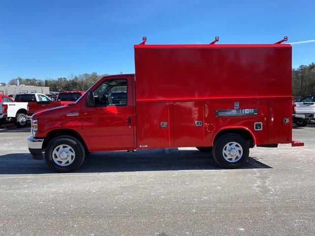 2021 Ford E-350 4x2, Reading Aluminum CSV Service Utility Van #N9554 - photo 4
