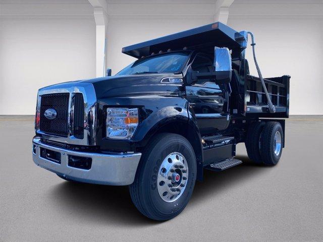 2021 Ford F-650 Regular Cab DRW 4x2, SH Truck Bodies Dump Body #N9580 - photo 1