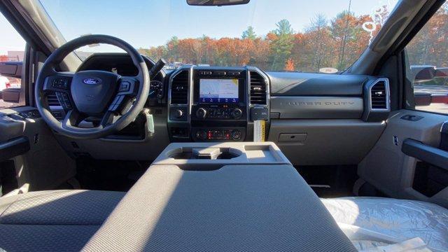 2020 Ford F-550 Crew Cab DRW 4x4, Reading Classic II Aluminum  Service Body #N9615 - photo 11