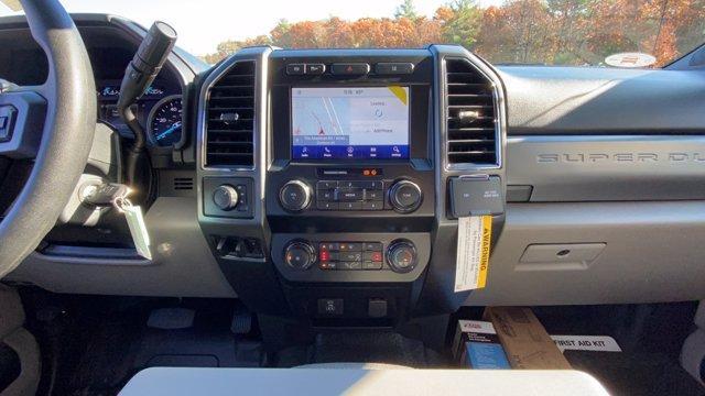 2020 Ford F-550 Crew Cab DRW 4x4, Reading Classic II Aluminum  Service Body #N9615 - photo 13