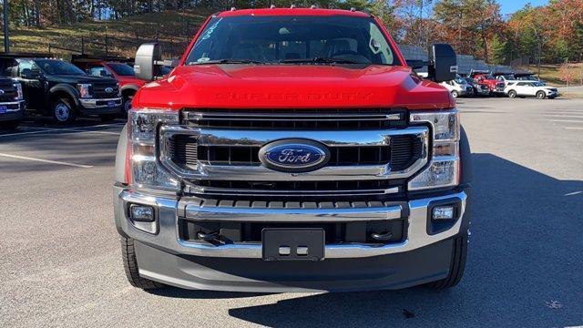 2020 Ford F-550 Crew Cab DRW 4x4, Reading Classic II Aluminum  Service Body #N9615 - photo 5