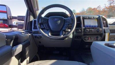 2020 Ford F-550 Crew Cab DRW 4x4, Reading Classic II Aluminum  Service Body #N9615 - photo 12