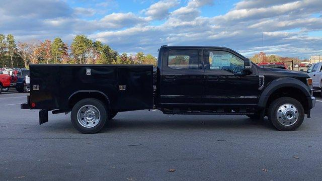 2020 Ford F-550 Crew Cab DRW 4x4, Reading Classic II Aluminum  Service Body #N9616 - photo 8