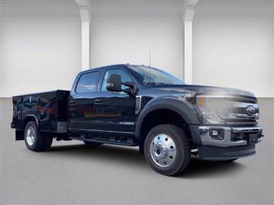 2020 Ford F-550 Crew Cab DRW 4x4, Reading Classic II Aluminum  Service Body #N9616 - photo 1