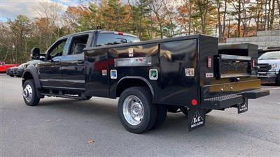 2020 Ford F-550 Crew Cab DRW 4x4, Reading Classic II Aluminum  Service Body #N9616 - photo 7
