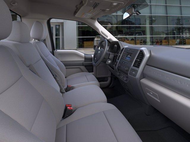 2020 Ford F-350 Regular Cab 4x4, Fisher Snowplow Pickup #N9647 - photo 9
