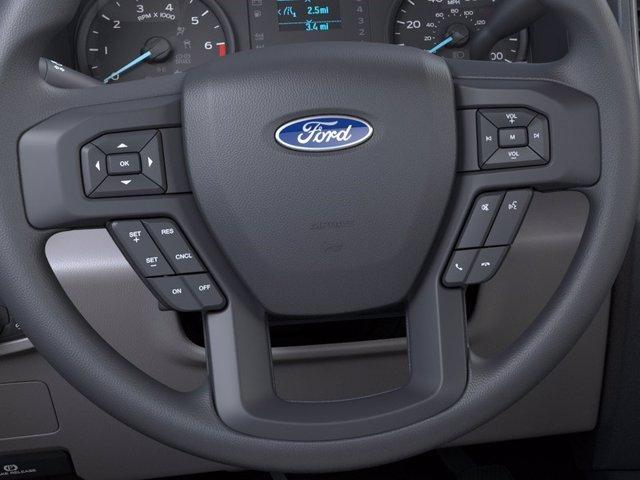 2020 Ford F-350 Regular Cab 4x4, Fisher Snowplow Pickup #N9647 - photo 10