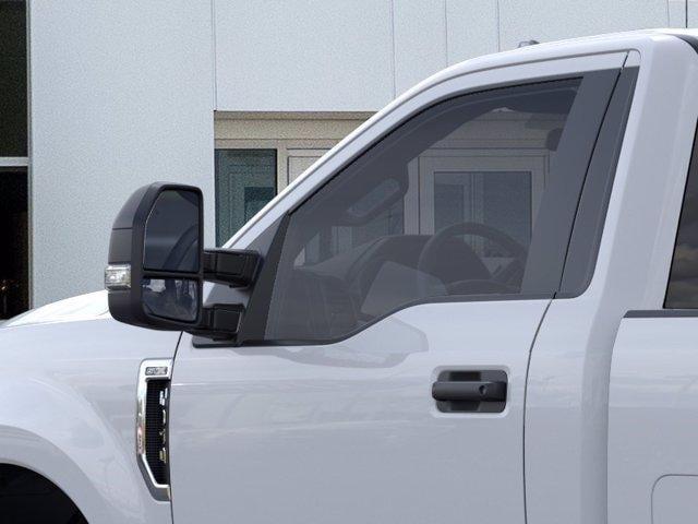 2020 Ford F-350 Regular Cab 4x4, Fisher Snowplow Pickup #N9647 - photo 18