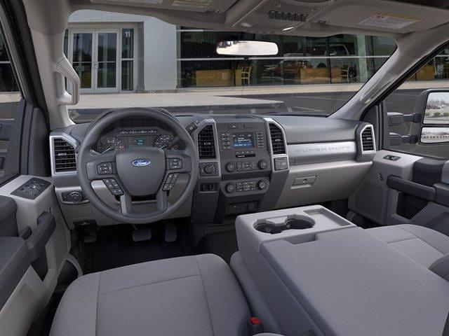 2020 Ford F-350 Regular Cab 4x4, Fisher Snowplow Pickup #N9647 - photo 7