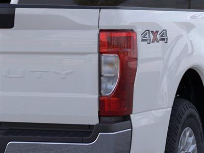 2020 Ford F-350 Regular Cab 4x4, Fisher Snowplow Pickup #N9647 - photo 19