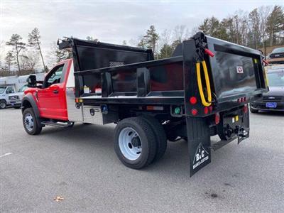 2020 Ford F-550 Regular Cab DRW 4x4, Iroquois Brave Series Steel Dump Body #N9653 - photo 2