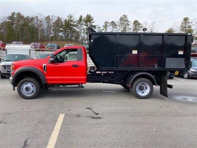 2020 Ford F-550 Regular Cab DRW 4x4, Switch N Go Drop Box Hooklift Body #N9655 - photo 4