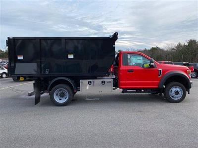 2020 Ford F-550 Regular Cab DRW 4x4, Switch N Go Drop Box Hooklift Body #N9655 - photo 7