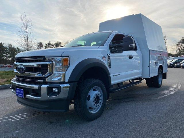 2020 Ford F-550 Super Cab DRW 4x4, Reading Service Body #N9676 - photo 3