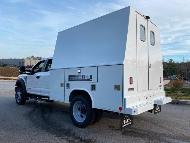 2020 Ford F-550 Super Cab DRW 4x4, Reading Service Body #N9676 - photo 2