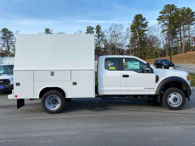 2020 Ford F-550 Super Cab DRW 4x4, Reading Service Body #N9676 - photo 7