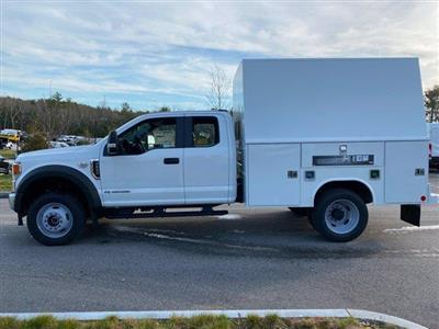 2020 Ford F-550 Super Cab DRW 4x4, Reading Service Body #N9676 - photo 4