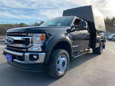 2020 Ford F-550 Super Cab DRW 4x4, Reading Service Body #N9677 - photo 1