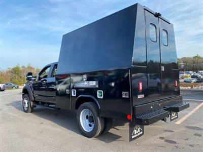 2020 Ford F-550 Super Cab DRW 4x4, Reading Service Body #N9677 - photo 2