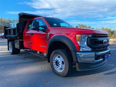 2020 Ford F-550 Super Cab DRW 4x4, Dump Body #N9682 - photo 31