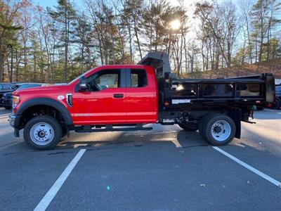 2020 Ford F-550 Super Cab DRW 4x4, Dump Body #N9682 - photo 3