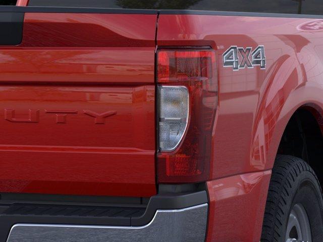 2020 Ford F-350 Regular Cab 4x4, Fisher Snowplow Pickup #N9684 - photo 21