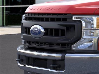 2020 Ford F-350 Regular Cab 4x4, Fisher Snowplow Pickup #N9684 - photo 17