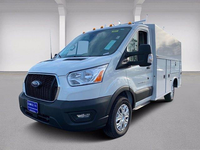 2020 Ford Transit 350 4x2, Knapheide Service Utility Van #N9702 - photo 1
