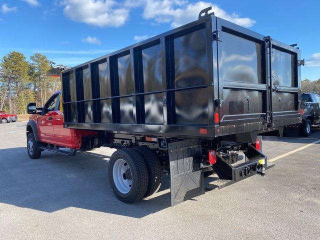 2021 Ford F-550 Crew Cab DRW 4x4, SH Truck Bodies Landscape Dump #N9726 - photo 1