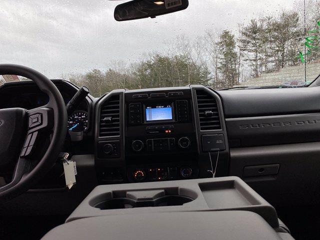 2021 Ford F-550 Crew Cab DRW 4x4, SH Truck Bodies Landscape Dump #N9727 - photo 9